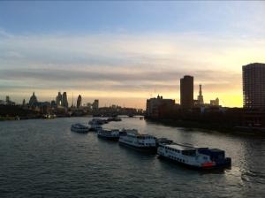 London Skyline (HDR)
