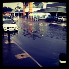 Flooded Car Park 1