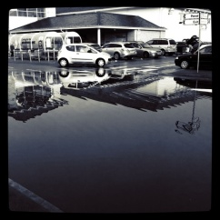 Flooded Car Park 2