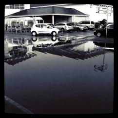 Flooded Car Park 2