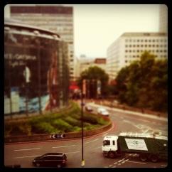 Waterloo roundabout