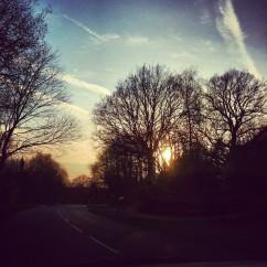 Goldsworth Sunset