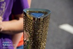 A shot of the top of the torch, for those technically curious.