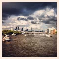 Cloudy London