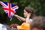 Another kid-on-shoulders-waving-Union-Jack shot.