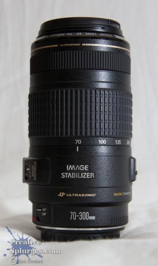 70-300mm telephoto