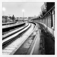 Snowy Tracks