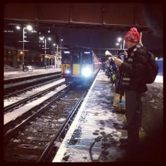 Snowy Station