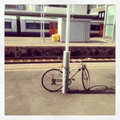 Left Bike