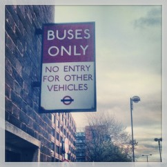 Buses Only