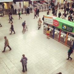 Waterloo Concourse