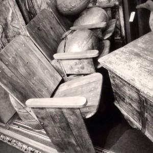 April_12__2014_at_0409PM_Antique_theatre_seats.__theatre__seats__antiques__monochrome__photography