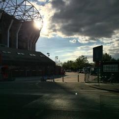 Late Afternoon at Twickenham Stadium