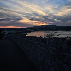 Swanage Sunset