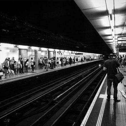 Embankment Underground Station