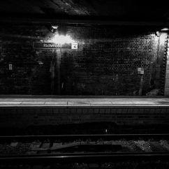 Grungy Richmond Station